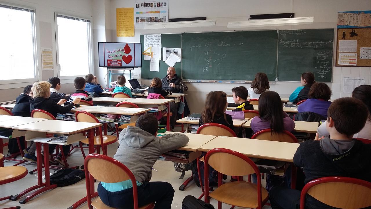 Ecole de ROUMAZIERES - LOUBERT