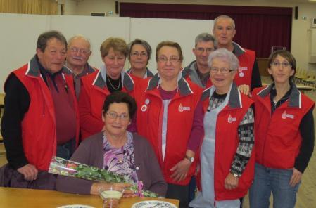 Equipe bénévoles CHASSENEUIL