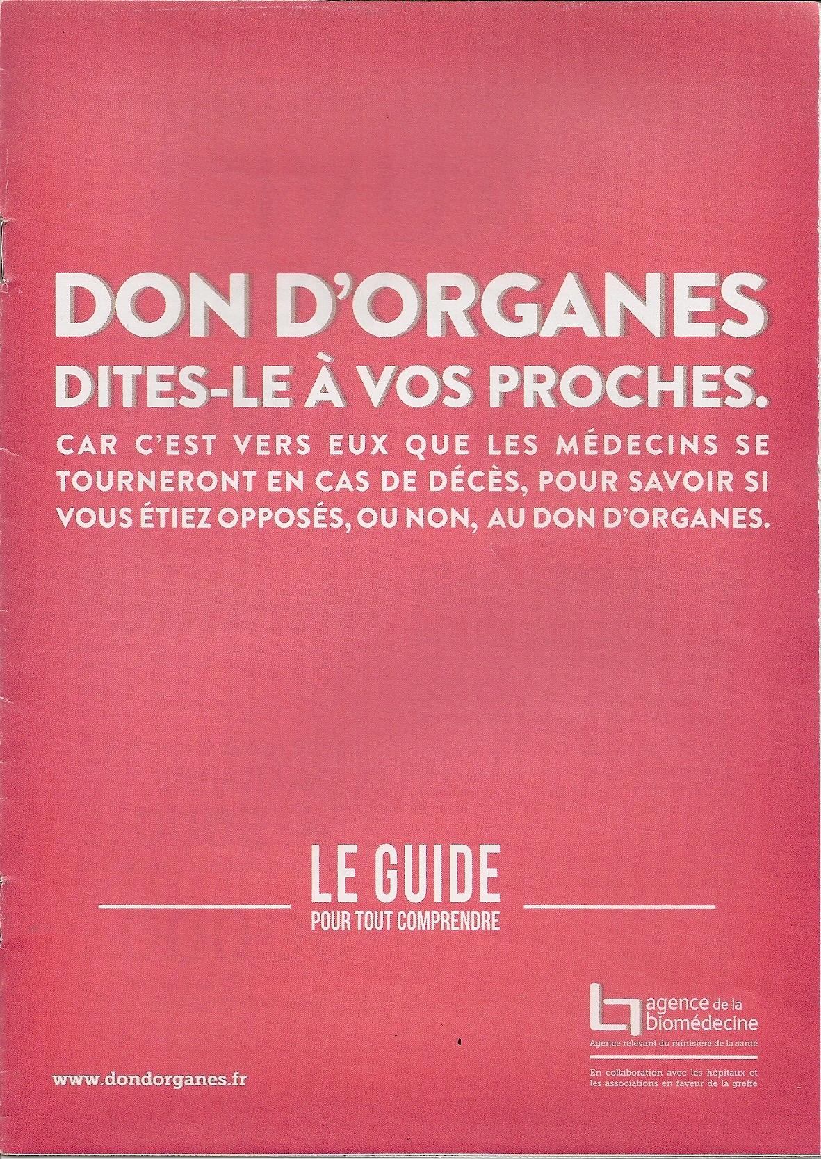 Don d'organe: le guide pour tout comprendre